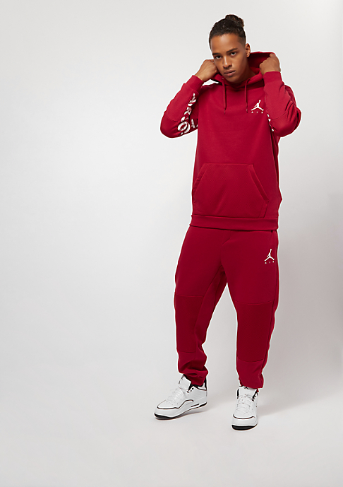 JORDAN Jumpman Hybrid PO gym red/gym red/white