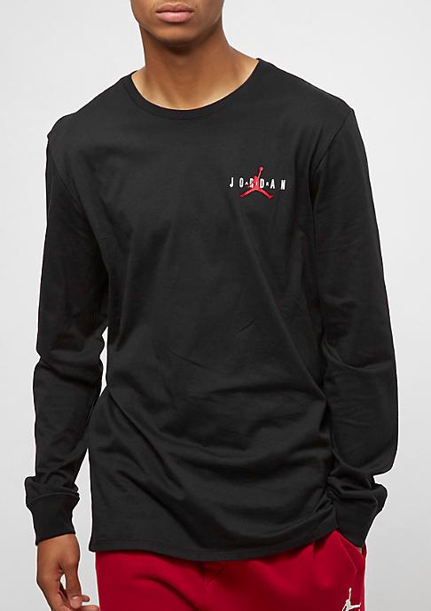 JORDAN Air GX black/gym red