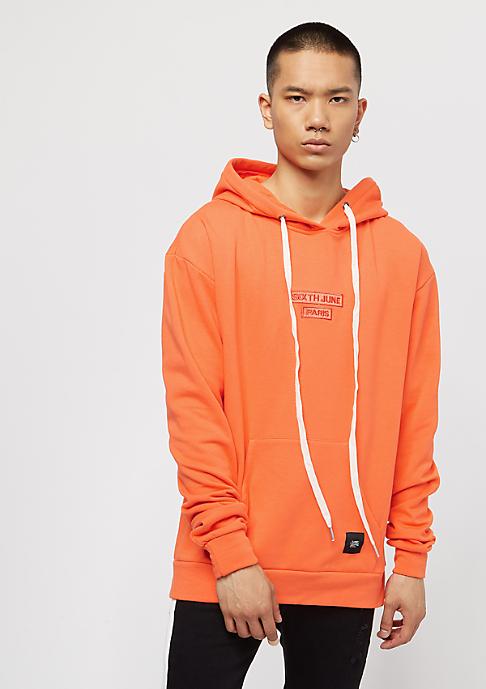 Sixth June Regular With Box Logo E orange