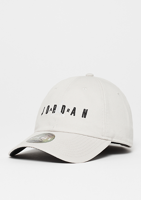 JORDAN H86 Air Cap light bone/black
