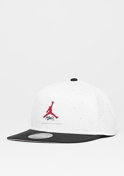 JORDAN Pro AOP Snap white/black/gym red