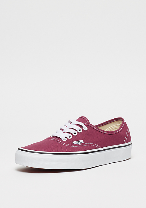 VANS UA Authentic dry rose