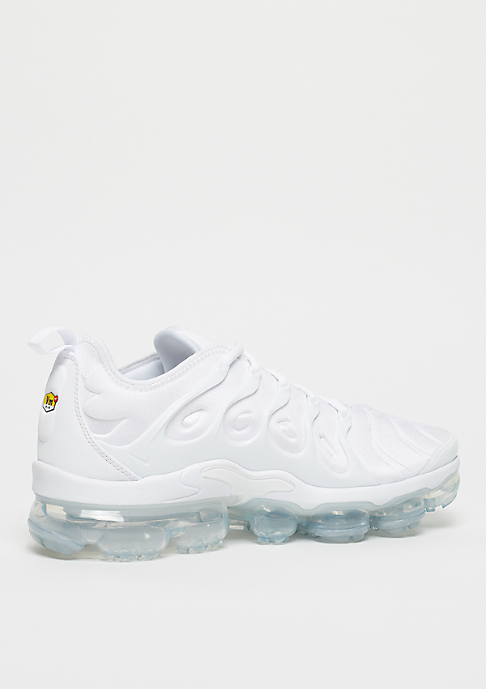 NIKE Air VaporMax Plus white/white/pure platinum
