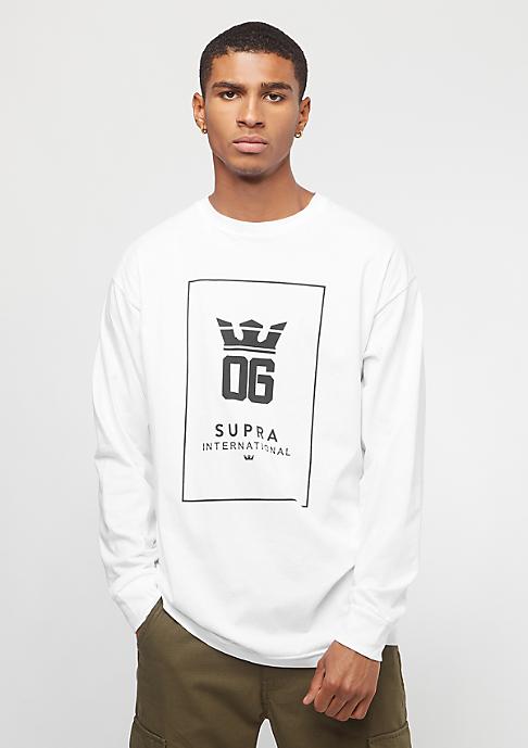 Supra OG International white/black