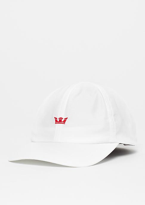 Supra Crown Runner white/red