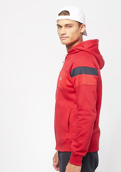Champion Sweatsuit Hooded Full Zip red/navy/navy