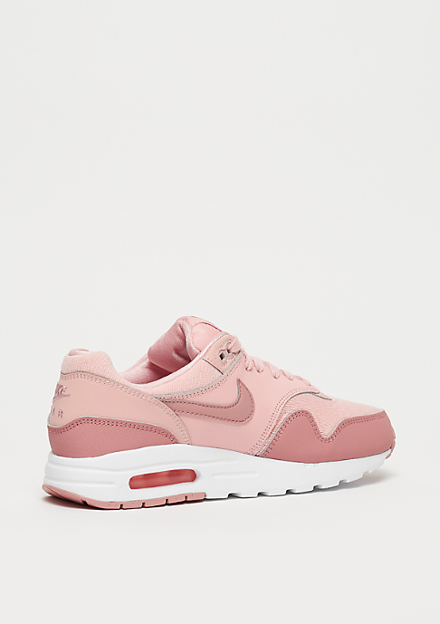 NIKE Wmns Air Max 1 storm pink/rust pink-oracle pink-white