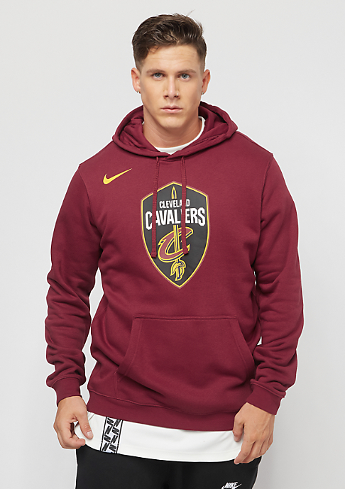 NIKE Basketball NBA Cleveland Cavaliers Essential team red