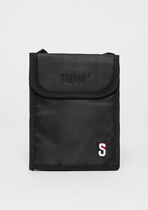 SNIPES Neck Pouch black