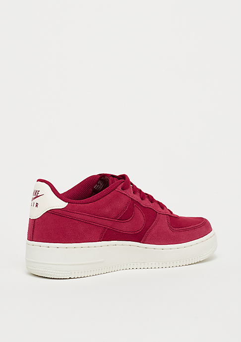 NIKE Air Force 1 red crush/red crush-sail