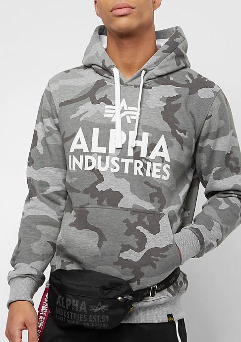 Alpha Industries Foam Print grey camo