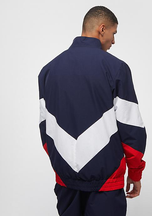 Cleptomanicx Track Jacket dark navy