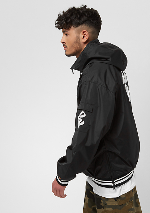 Rocawear Baseball Windbreaker black