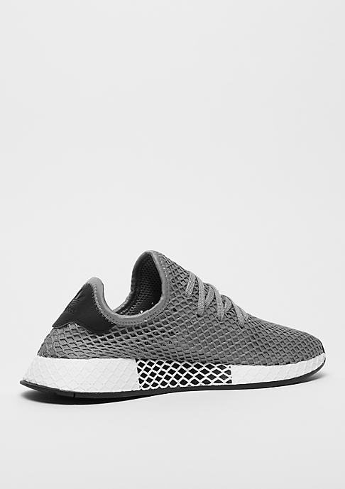 adidas Deerupt Runner grey/grey/solar red