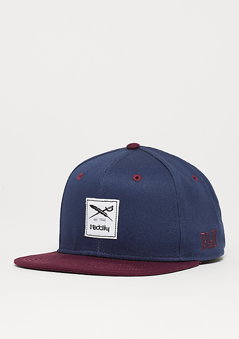Iriedaily Daily Contra navy/red