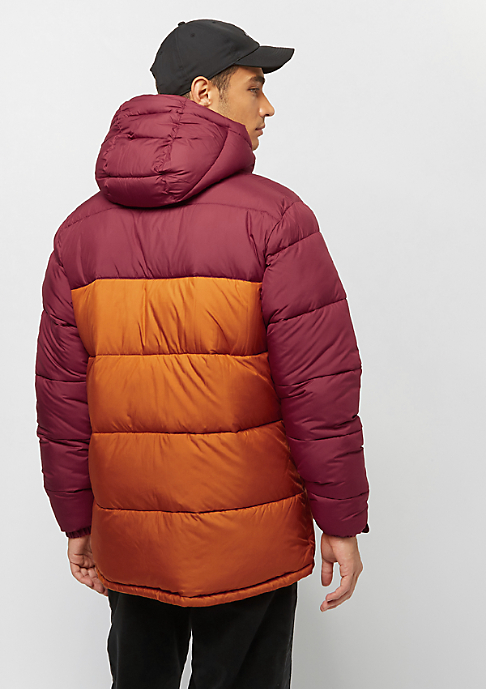 Columbia Sportswear Pike Lake Hooded red element bright copper