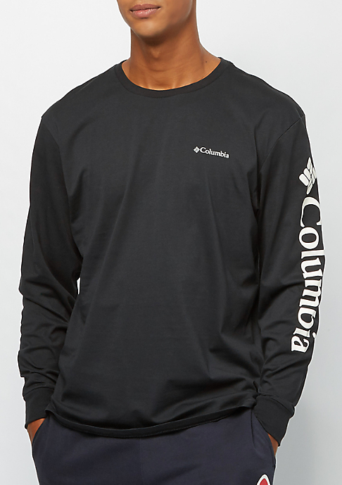 Columbia Sportswear North Cascades black white logo