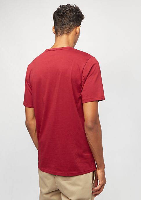 Columbia Sportswear Basic Logo red element mountain