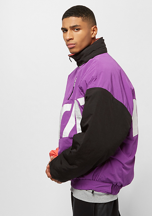 Grimey Flamboyant Pullover Jacket purple