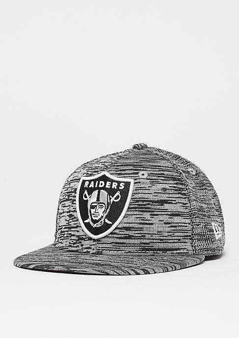 New Era 59Fifty NFL Oakland Raiders Engineered gray/black