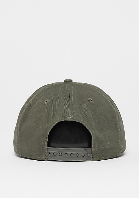 New Era 9Fifty NE Script Pack olive