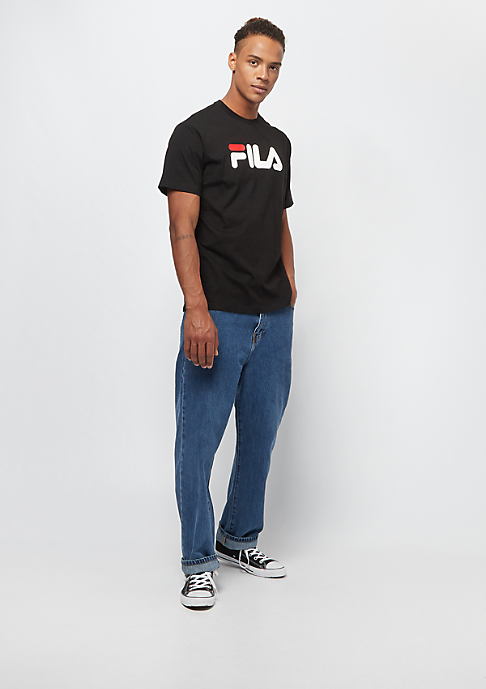 Fila FILA Urban Line Short Sleeve Shirt Pure black