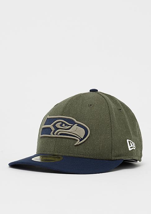 New Era 59Fifty Low Profile NFL Seattle Seahawks har/otc