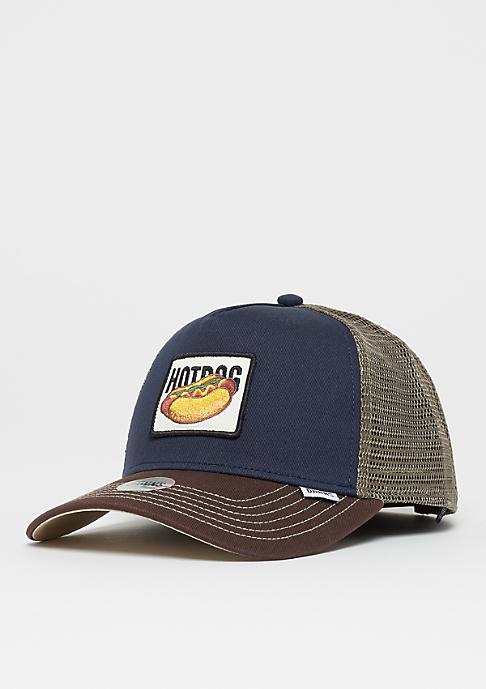 Djinn's HFT Cap Food Hot Dog navy