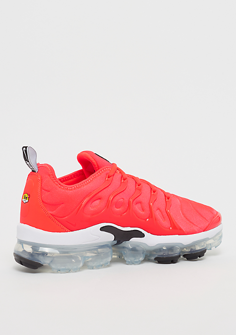 NIKE Air VaporMax Plus bright crimson/black/white