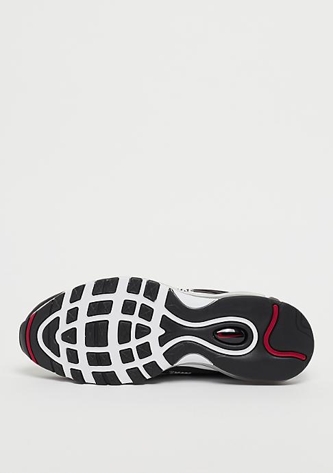 NIKE Air Max 97 black/white/varsity red