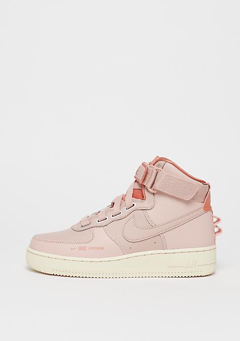 nike air max 1 beige roze