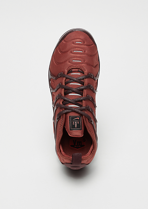 NIKE Air VaporMax Plus burnt orange/habanero red/burgundy crush