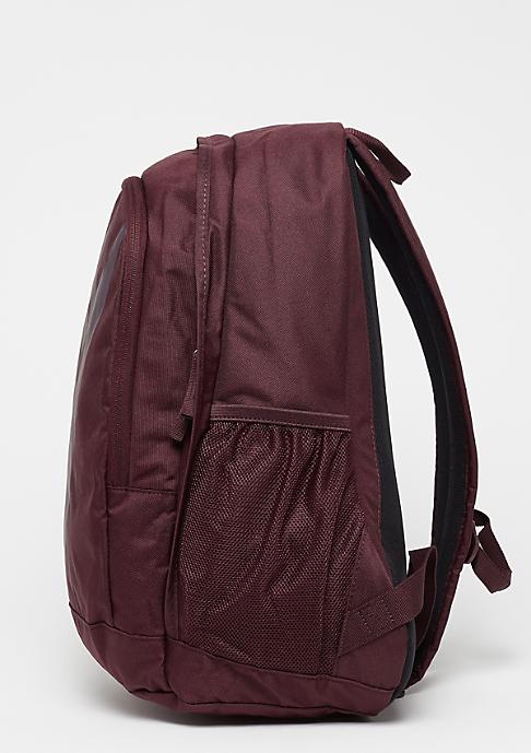 NIKE Hayward Futura Backpack burgundy crush/burgundy ash