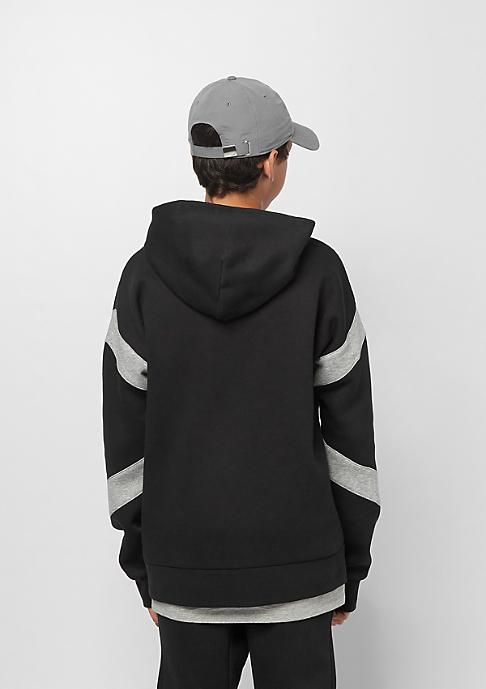 NIKE B NIKE AIR TRK SUIT black/dk grey heather/black