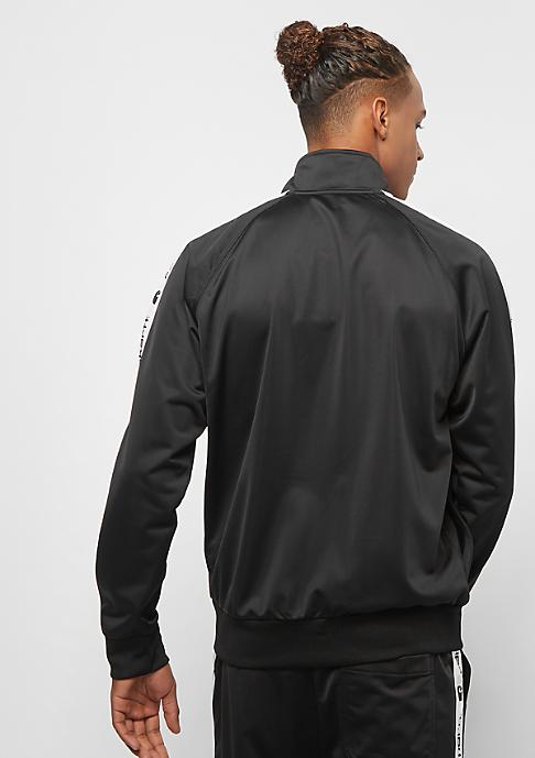 Carhartt WIP Goodwin Track Jacket black / white