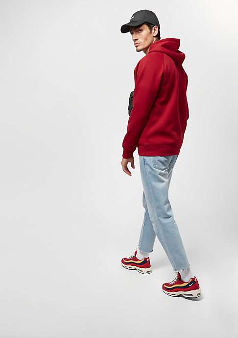 Carhartt WIP Chase blast red / gold