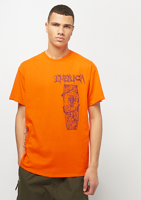 Emerica Coffin orange