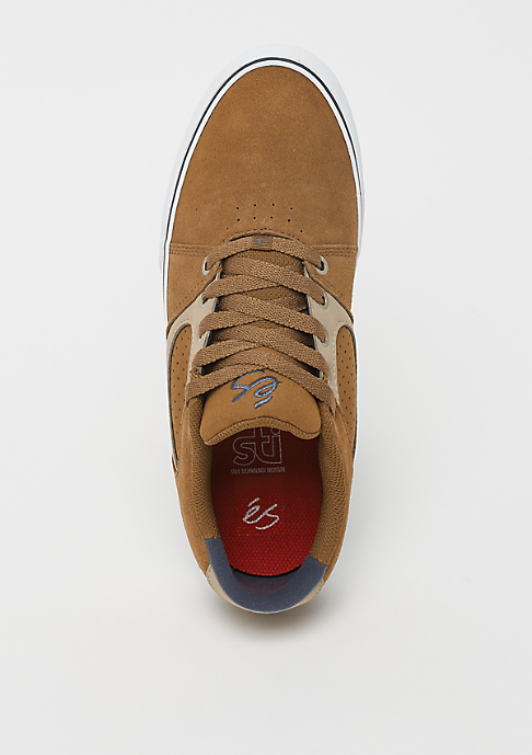 éS Square Three brown/tan