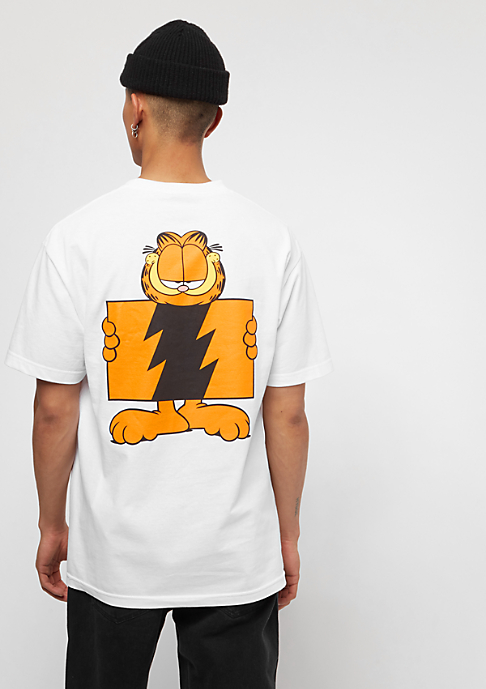 The Hundreds Garfield Wildfire white