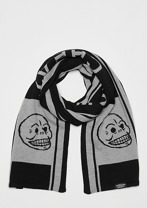Cheap Monday Cheap Scarf Logo black