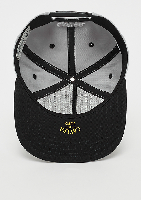 Cayler & Sons C&S WL Savings Cap grey/black