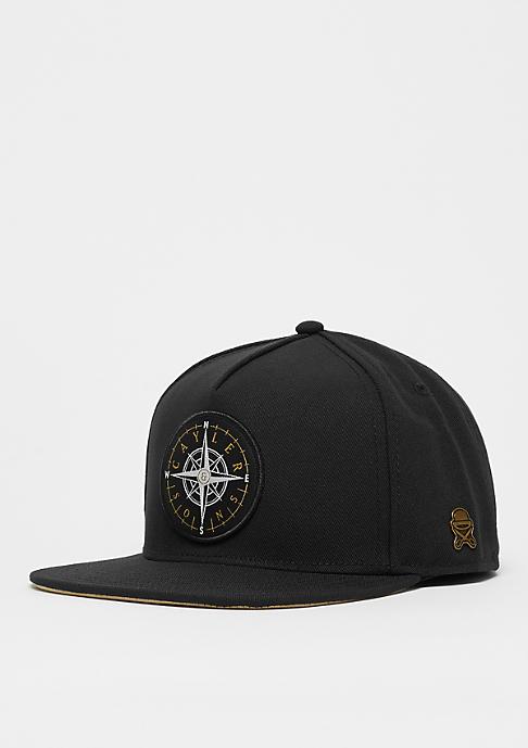 Cayler & Sons C&S CL Navigating Cap black/gold