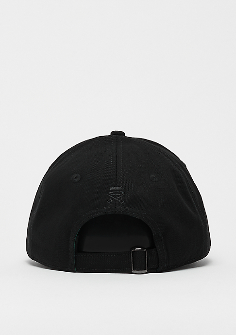 Cayler & Sons C&S WL Rule the World Curved Cap black/mc