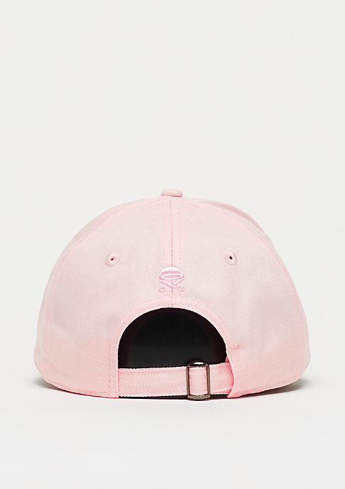 Cayler & Sons C&S WL In The Air Curved Cap pale pink/red