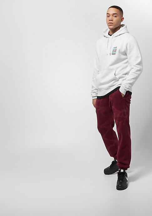Cayler & Sons CSBL Blackletter Sweatpants bordeaux tiedye/white