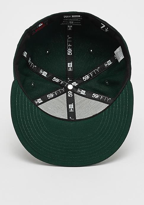 New Era 59Fifty MLB New York Yankees Essential dark green