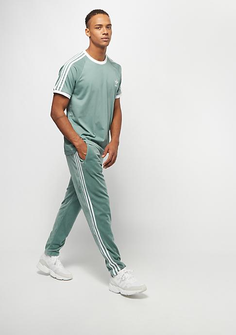 adidas 3-Stripes Tee vapour steel