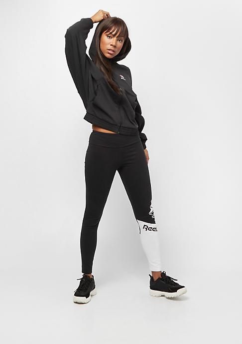 Reebok CL FT Full Zip black