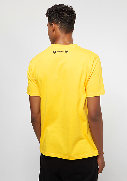 Pelle Pelle Batlogo Mix yellow