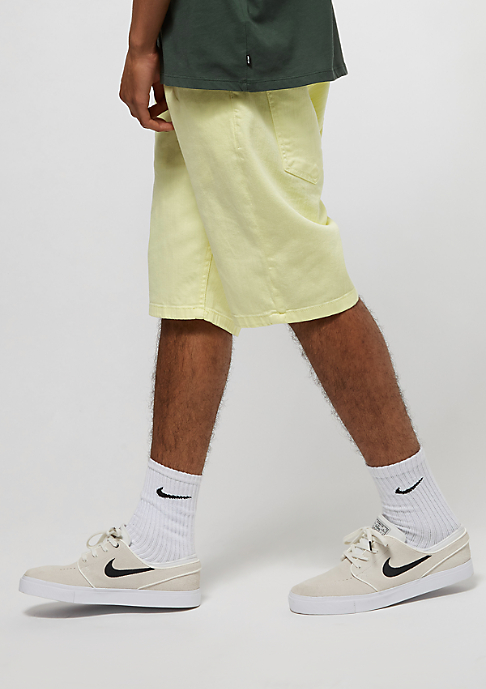 Urban Classics Stretch Twill powderyellow